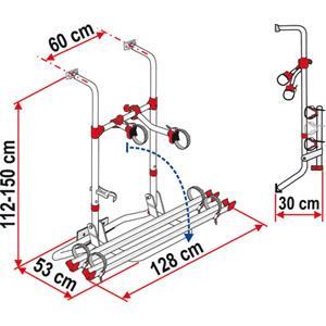 porte velo pour caravane 28 images kit attelage eufab pour porte velo sur fleche de caravane